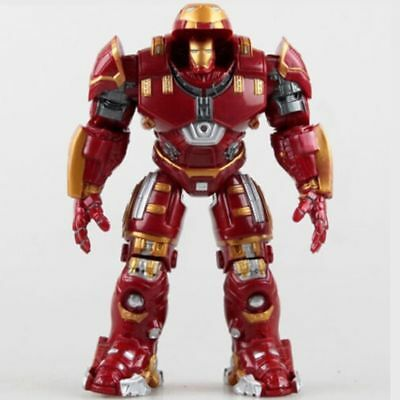 New 7 inch Toys Iron Man Hulk Buster Hulkbuster Age of Ultron Avengers Figure