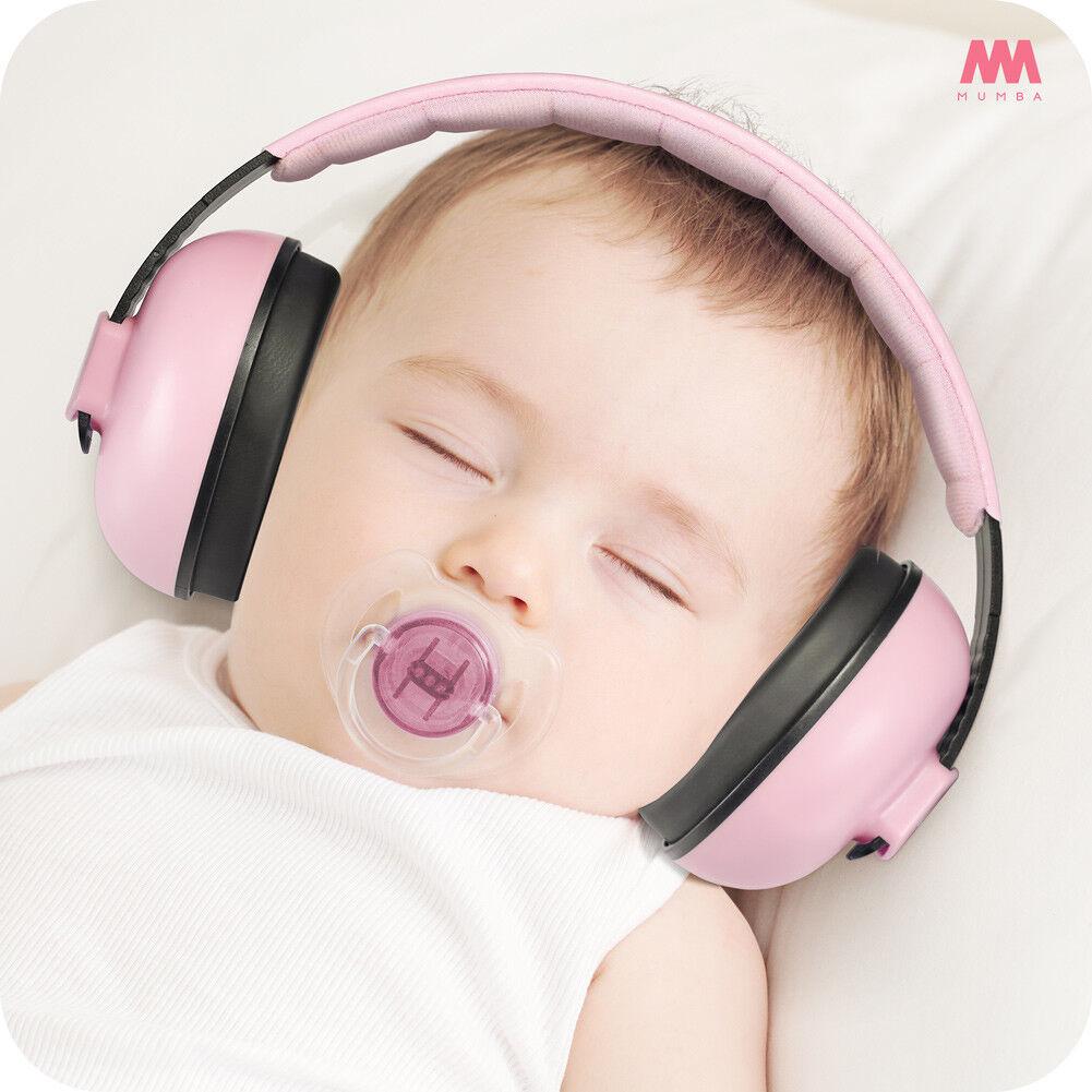 Mumba Baby Earmuffs Ear Hearing Protection Noise Cancelling