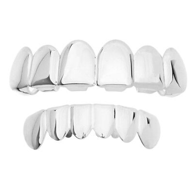 Grillz - Silber - *One size fits all* - SET