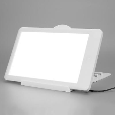SAD Lamp Light Therapy LightBox 32000 lux Seasonal Affective Disorder 6500k Set