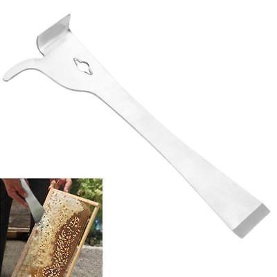 Stainless Steel Beekeeper Bee Hive Claw Scraper Beekeeping Tools Pry Equipments