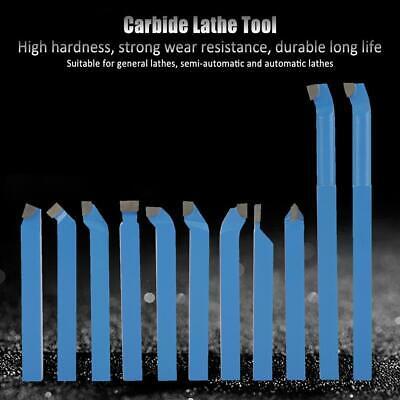 11 Pcs Metal Lathe Toolsknife Set Bits For Mini Lathe Cutting Tool Turning 12mm