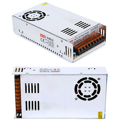 Ac To Dc 12v 30a 360w Transformer Power Supply Driver Switch For Led Strip Light