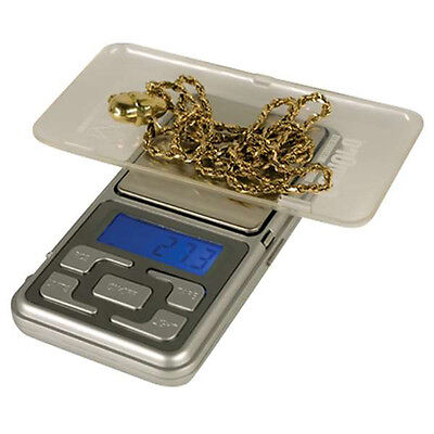 Portable Mini MH-500 500g Pocket Kitchen or Jewelers Scale with Measuring Plate