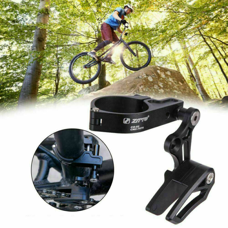 Bike Single-disc Chain Guide Protector Bicycle Chain Tensioner MTB L02