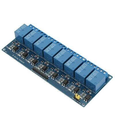 12v 8 Channel Relay Module W Optocoupler For Arduino Uno 2560 1280 Arm Pic Avr