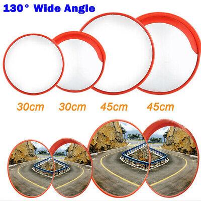 130 Wide 304560cm Outdoor Traffic Mirror Driveway Safe Mirror Outdoor Convex