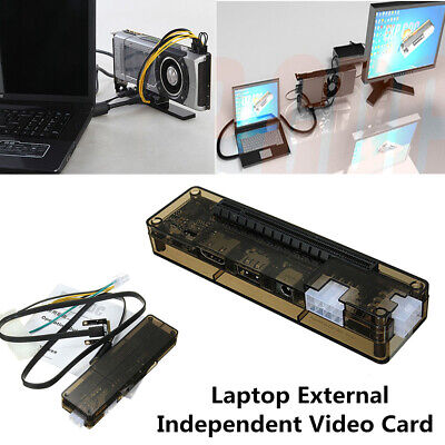 PCI-E V8.0 EXP GDC Laptop External Independent Video Card Dock for Beast Exotic Computer Components & Parts