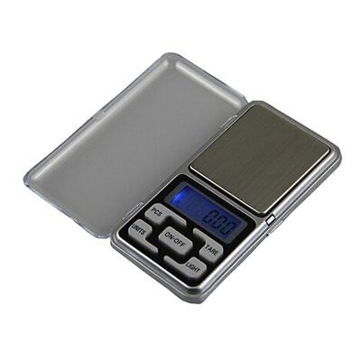A-Omega Mobile type pocket digital scale 0.01g-500g Precision (professional)