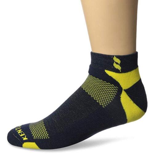 Kentwool I1205 - Tour Profile Golf Socks - Navy/Yellow - Closeouts