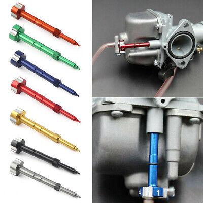 Fuel Mixture Screw Motorcycle ATV Fcr Carb Air Carburetor Fit Honda Easy Red