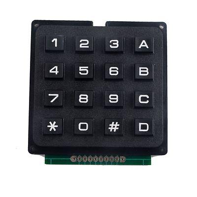 1pcs 4 X 4 Matrix Array 16 Keys 44 Switch Keypad Keyboard Module For Arduino