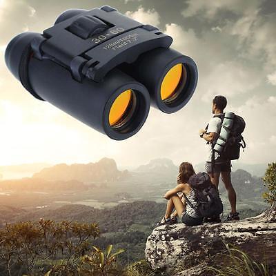 2017 Flash 30x60 Binoculars Zoom Birding Telescope Day Night Vision Xmas Gift WT
