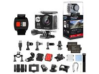 AKASO EK7000 4K Sport Action Camera Ultra HD Camcorder 12MP WiFi Waterproof Camera (brand - new)