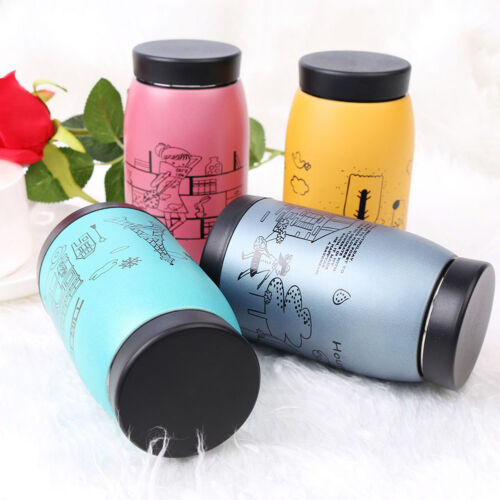 250ml Stainless Steel Vacuum Cup Flask Thermos Travel