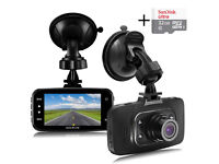"1080P Full HD Car Camera 2.7"" dash camera"