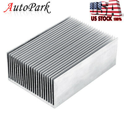 100x69x36mm Heatsink Heat Sink Cooling Fin Radiator For Led Transistor