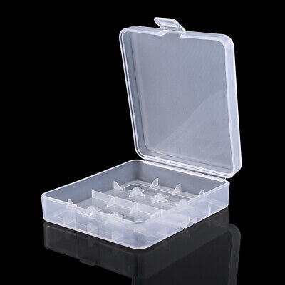 Hart Kunststoff Fall 4*18650 Batterie Halter Zellen Lagerung Box X1 Großhandel 1 Großhandel Fall