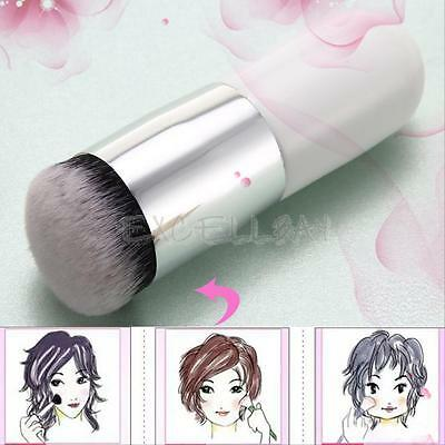 Pro Makeup Beauty Cosmetic Face Powder Blush Brush Foundation Brushes Tool New on Rummage