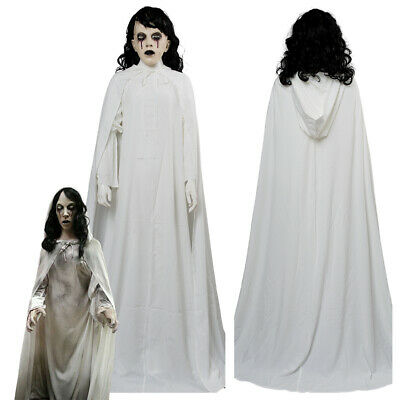 Bane Costume Halloween 2019 (The Curse of La Llorona 2019 The Children Cosplay Costume Halloween White)