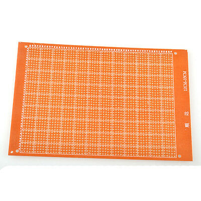 2pcs Breadboard Protoboard 12x18cm Double-side Circuit Prototype Diy Pcb Board