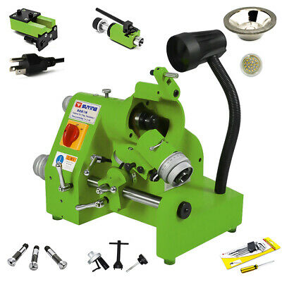 U3 Universal Cutter Tools Grinder Sharpener For End Milltwist Drilllathe Tool