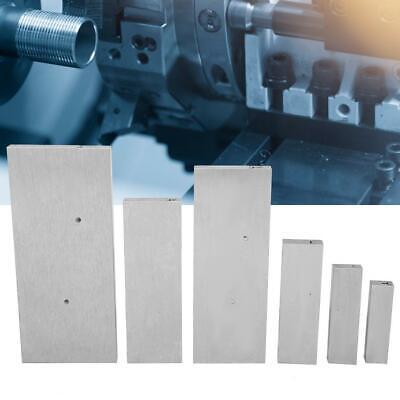 6 Pcs Adjustable Steel Parallel Block Set 382-14in