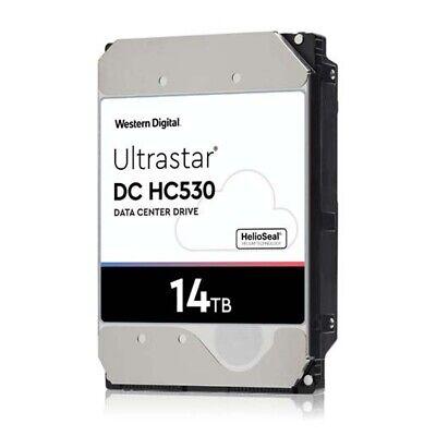 HGST WD Ultrastar 14TB DC HC530 7200RPM SATAIII 3.5
