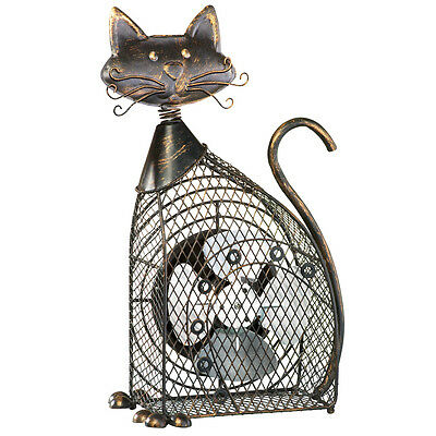 Vintage Mesh Pet Fan, Cat, by Collections Etc