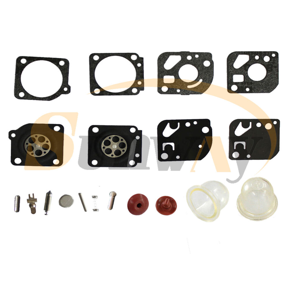 Details about Full Service Kit For Ryobi RBC30SET RBC30SBT RBC30CESA  Carburettor Repair Kit