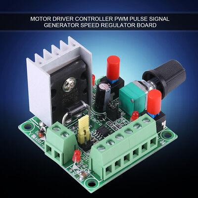 5-12v Stepper Motor Driver Controller Pulse Signal Generator Speed Control Ms