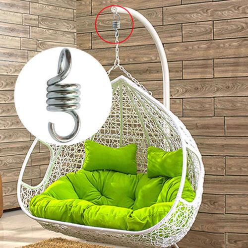 New Extension Spring Suspension Hook Hanger for Garden Swing