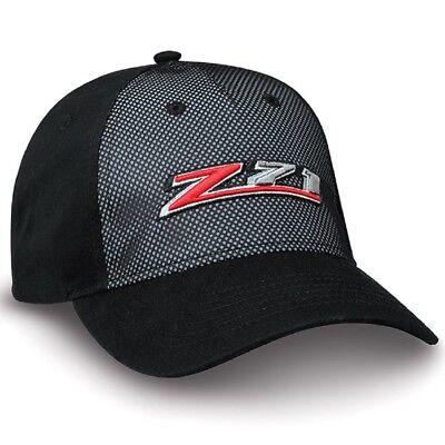 Chevrolet Z71 Reflective Black Hat