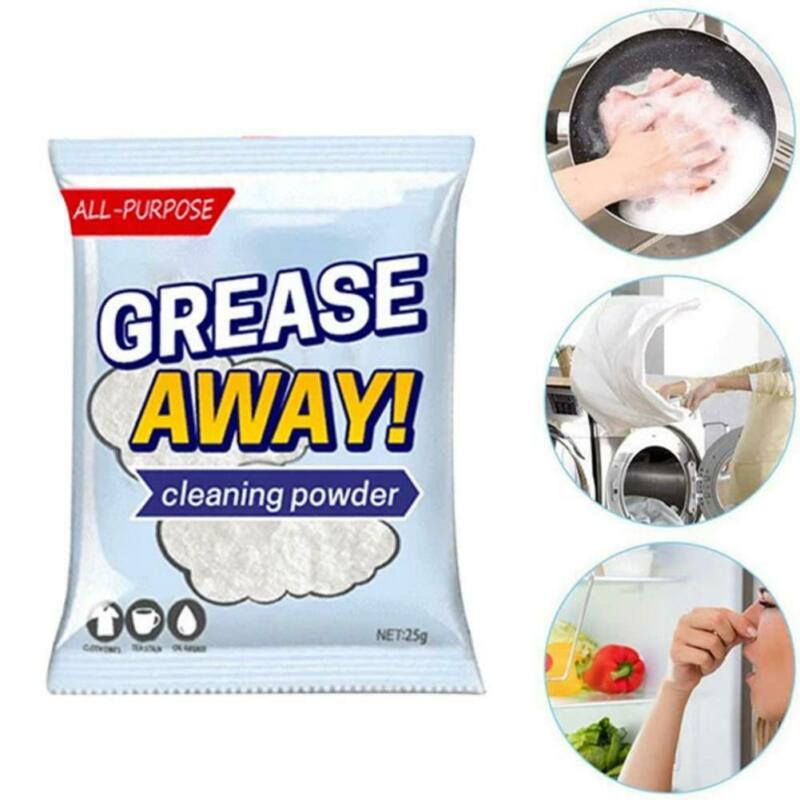 Grease Away Powder Cleaner 25g 1pcs