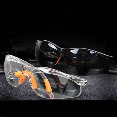 Lab Outdoor Windproof Dustproof Safety Goggles Men Women Glasses Eyewear Soft