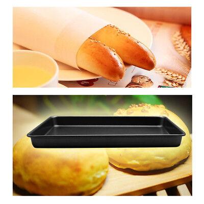 10'' Non-stick Rectangular Bread Cake Pan Baking Oven Tray Dish Mold Bakeware Non Stick Rectangular Mold