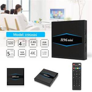 2018 NEW H96 Mini 2.4G/2.5G Dual WiFi Bluetooth Amlogic S905W Qu Doveton Casey Area Preview
