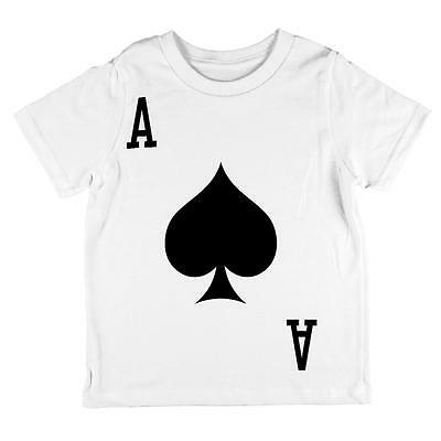 Halloween Ace of Spades Card Soldier Costume All Over Toddler T Shirt - Ace Of Spades Halloween Costume