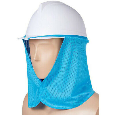 3P Hard Hat Sun Shield Shade Protection Neck Face Mask Cool Safety Helmet Towel