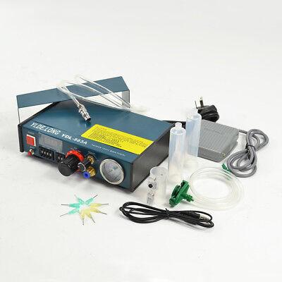 983a Auto Glue Dispenser Solder Paste Digital Display Liquid Controller Dropper