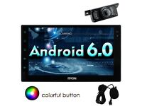 Android 6.0 2 Din 7'' Car Stereo Radio