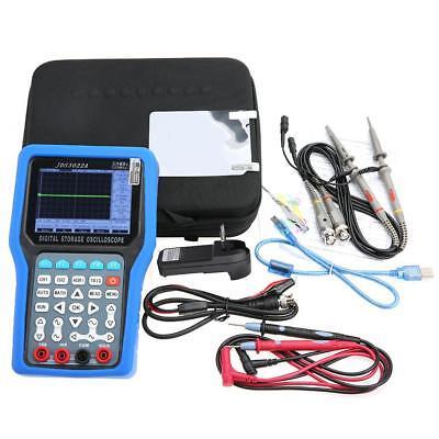 Jinhan Jds3022a Tft Digital Oscilloscope 2ch 50mhz 500msas Signal Generator Gb