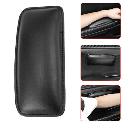Driving Thigh Support Self Adhesive Car Interior Pu Leather Knee Pad Vehicle