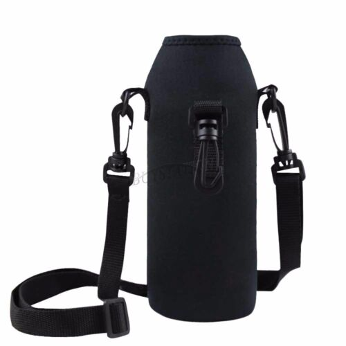 Water Bottle Cooler Tote Bag Insulated Holder Carrier Cover Pouch for TravelRHB