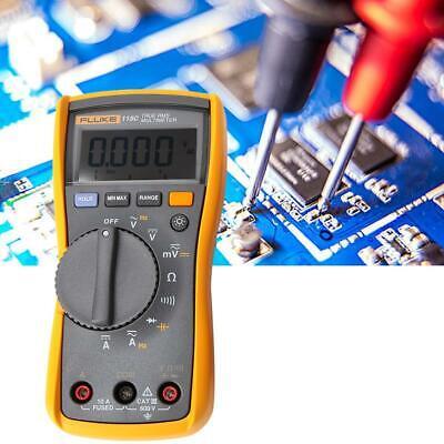 Fluke 115c Led Digital Multimeter 6000 Counts True Rms Universal Meter