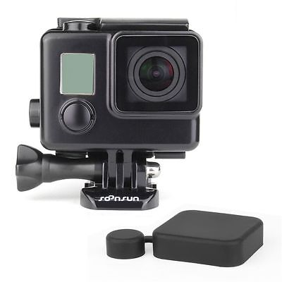 40m Underwater Waterproof Protective Case Blackout Housing for GoPro Hero 4 3+ 3
