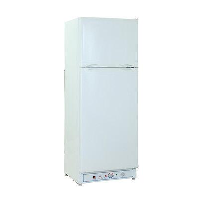 Smad 10 cu ft LPG Gas Electric Refrigerator & Freezer 110V Cabin Boat RV Cottage