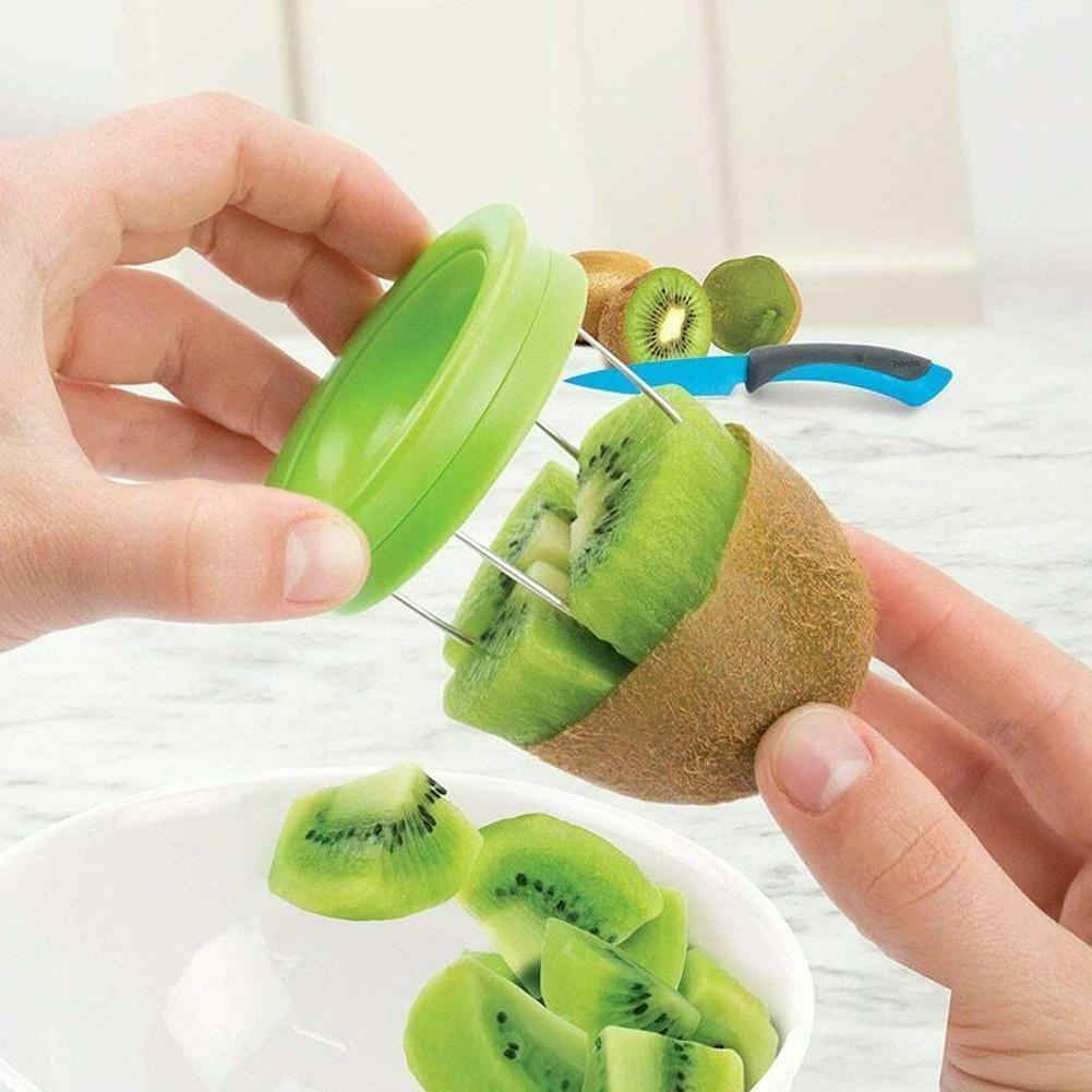 Mini Kiwi Fruit Cutter Peeler Tool Kitchen Gadgets For Pitay