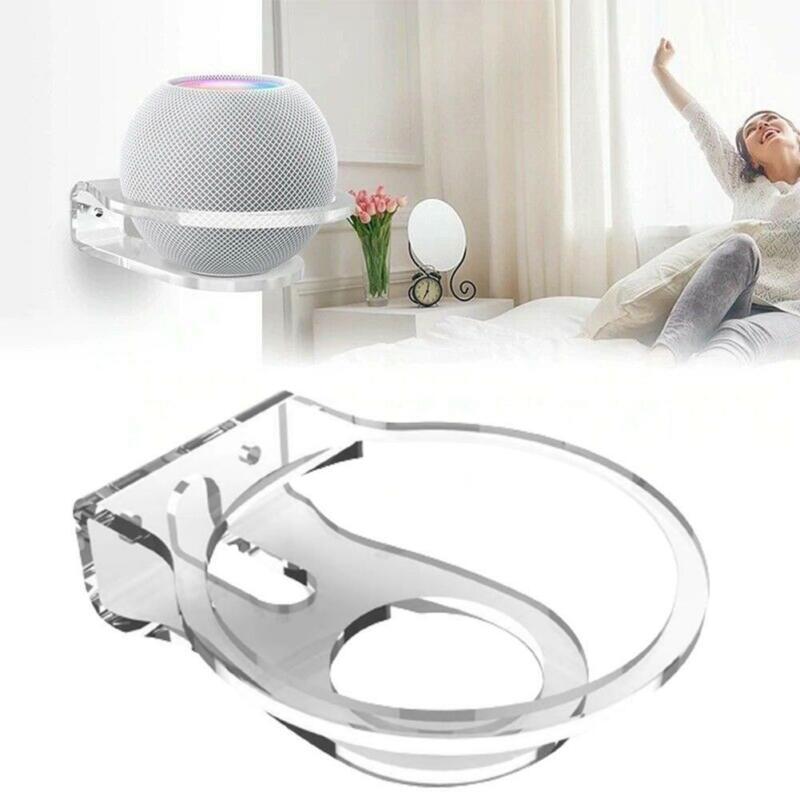 Wall Mount Stand Hanger Bracket Holder for HomePod Mini Alexa Echo Dot 4 3 Gen +