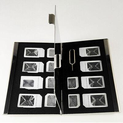 Кейсы для карт 15in 8 SIM1